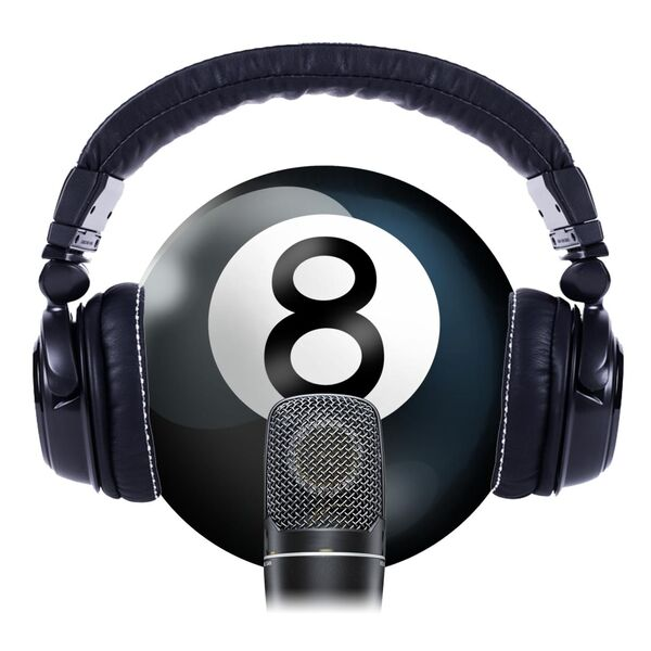 The 8 Ball Podcast Podcast Artwork Image