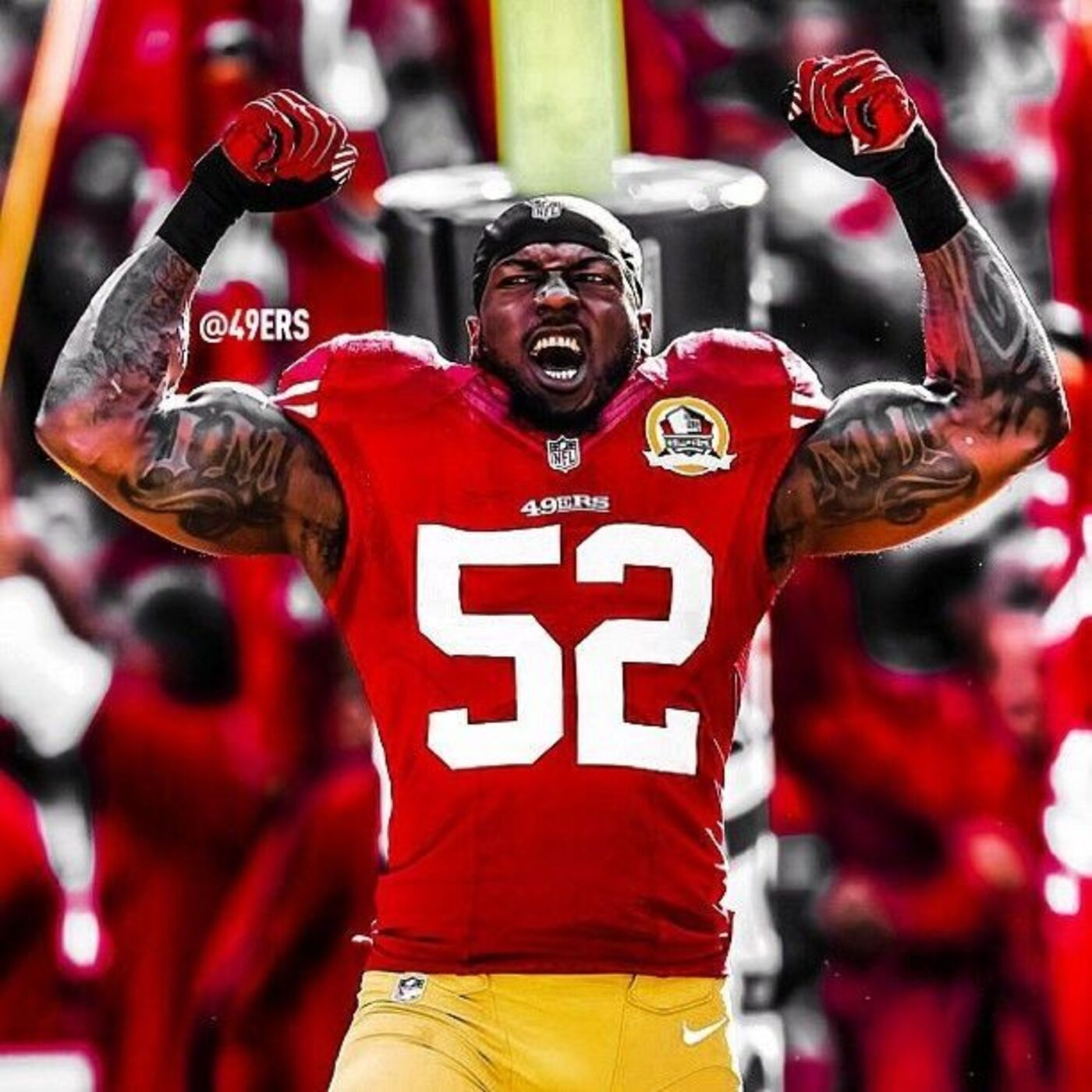 An Interview with Patrick Willis, Former San Francisco 49ers Linebacker