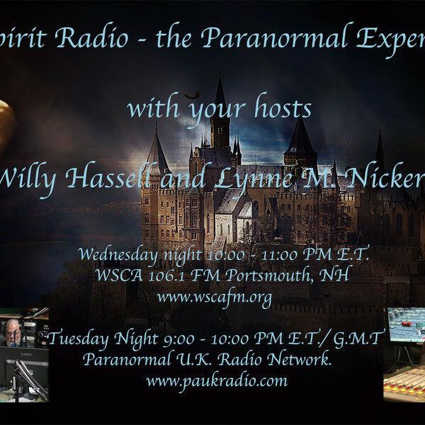 Spirit Radio-the Paranormal Experience Podcast Artwork Image