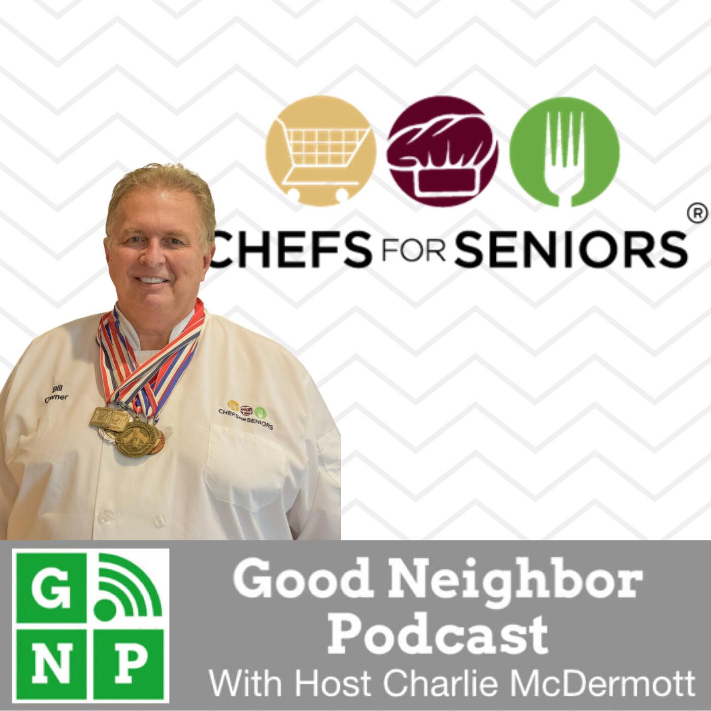 EP #502: Chefs for Seniors Naples with Bill Springer