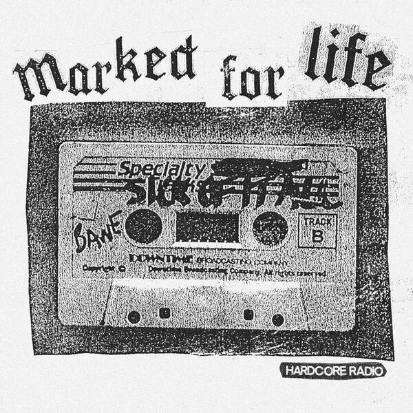 Marked For Life Podcast Artwork Image