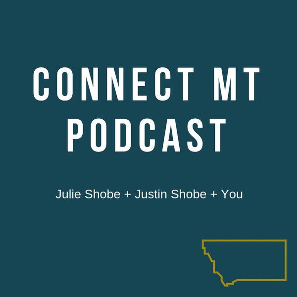 CONNECT MT Podcast Artwork Image