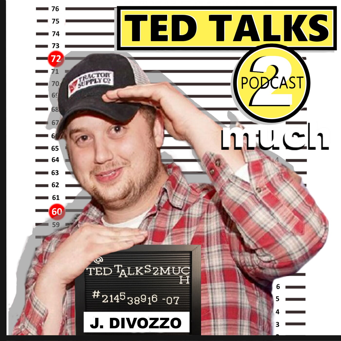 TED TALKS 2 Justin Divozzo... (Way Way 2 Much) about Racism, AI and Spirtuality
