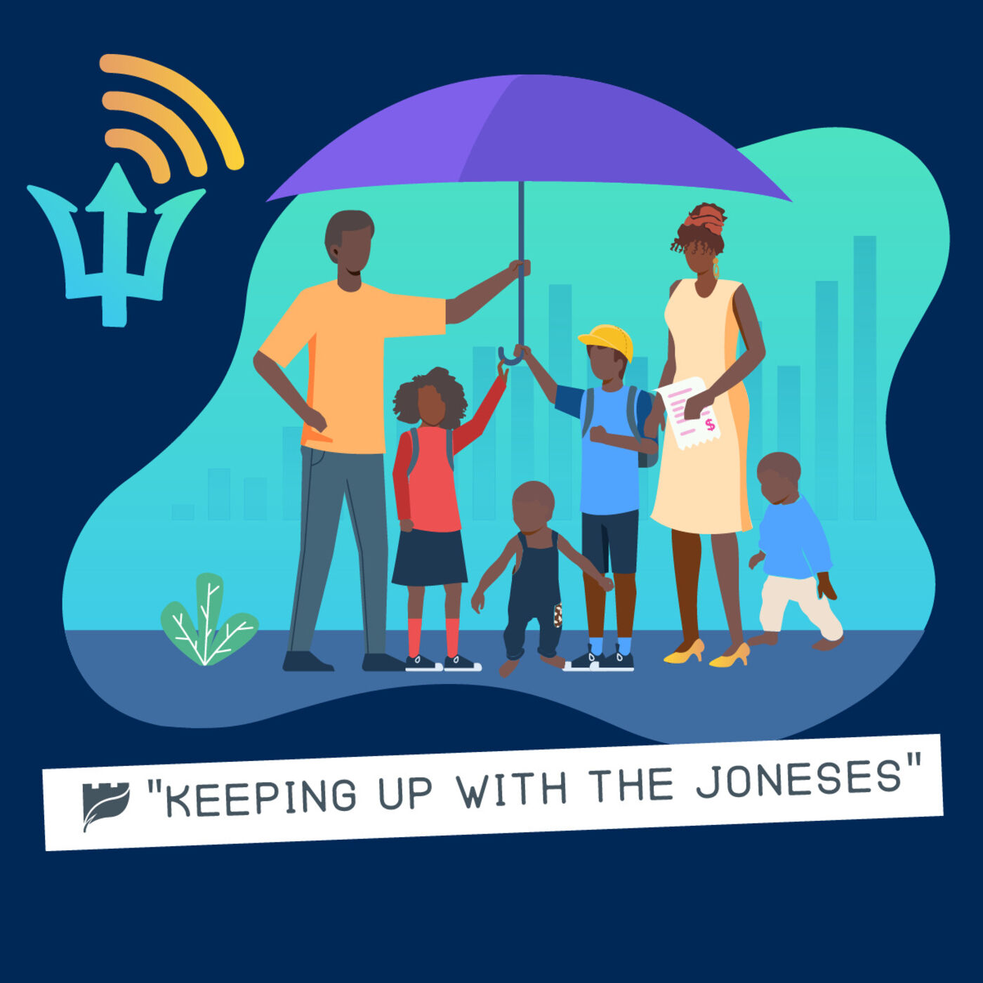 Ep. 24: Keeping up with The Joneses