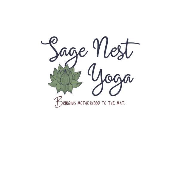 Sage Nest Yoga Podcast Artwork Image