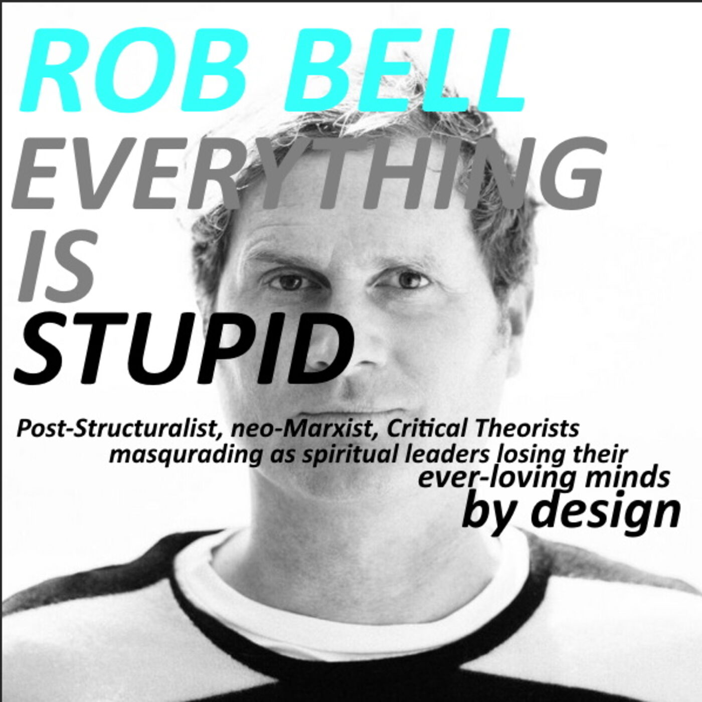 Rob Bell:  Everything Is Stupid