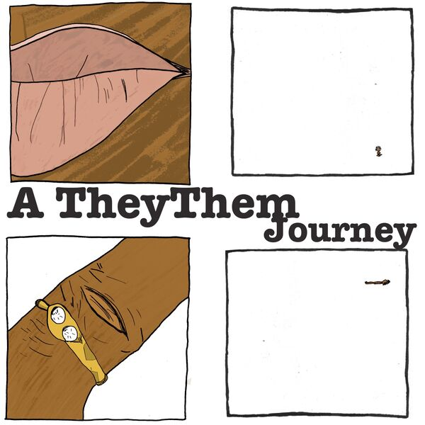 A TheyThem (Parenting) Journey Podcast Artwork Image