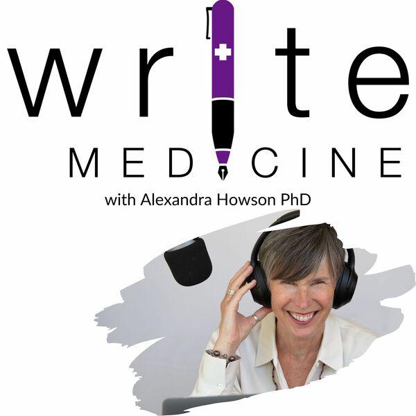 Write Medicine Podcast Artwork Image