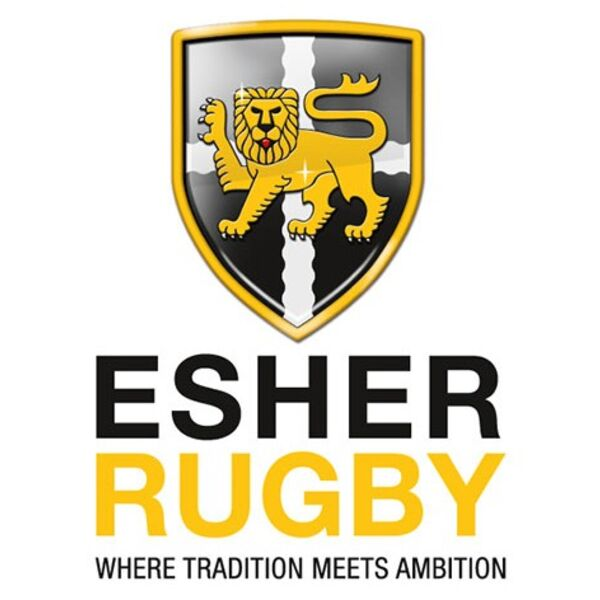In the Sin Bin with... Esher Rugby's Podcast Podcast Artwork Image