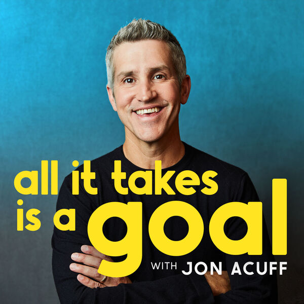 All It Takes Is A Goal Podcast Artwork Image