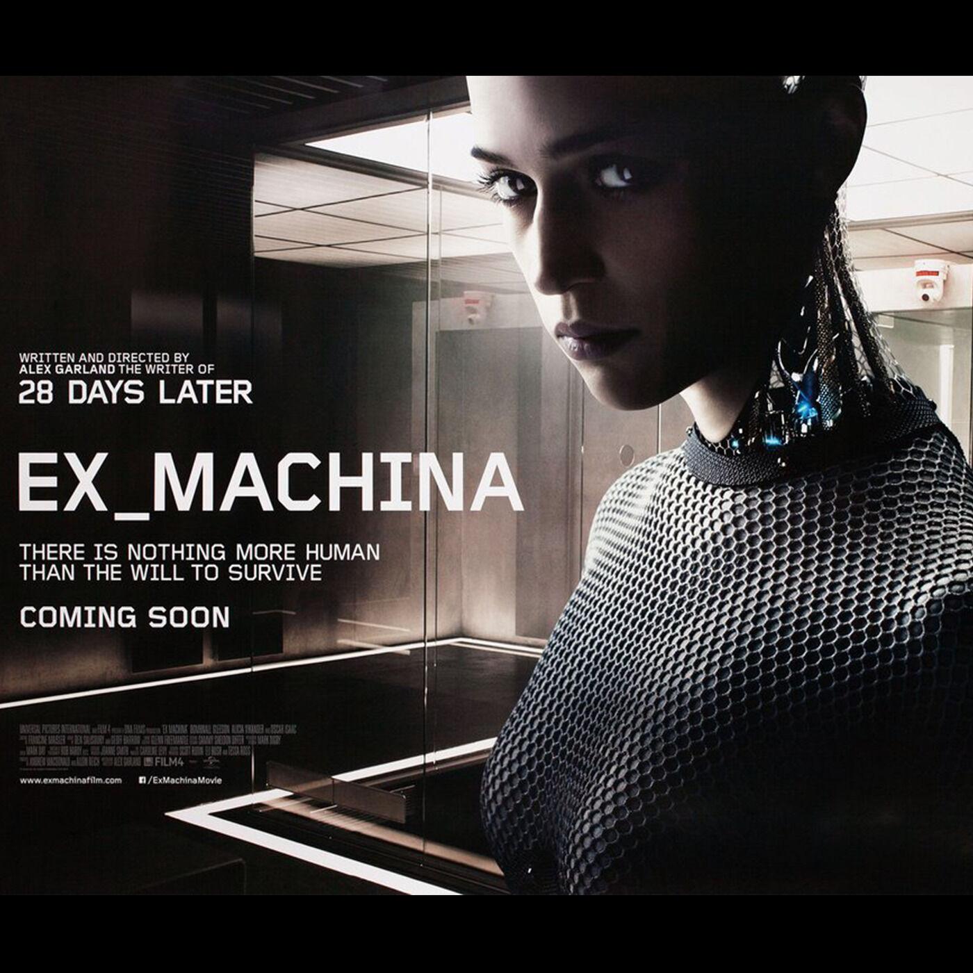 Episode 12: Ex Machina (Barry's Quarantine List Pick #1)