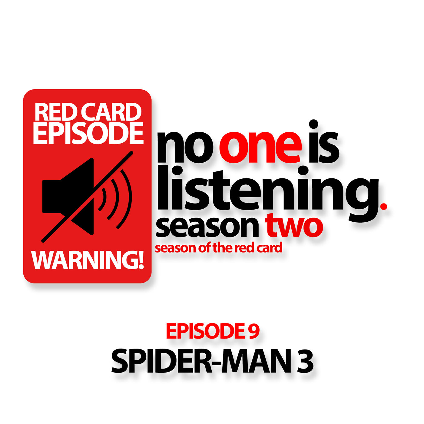 S2E9 Spider-Man 3 (Red Card)