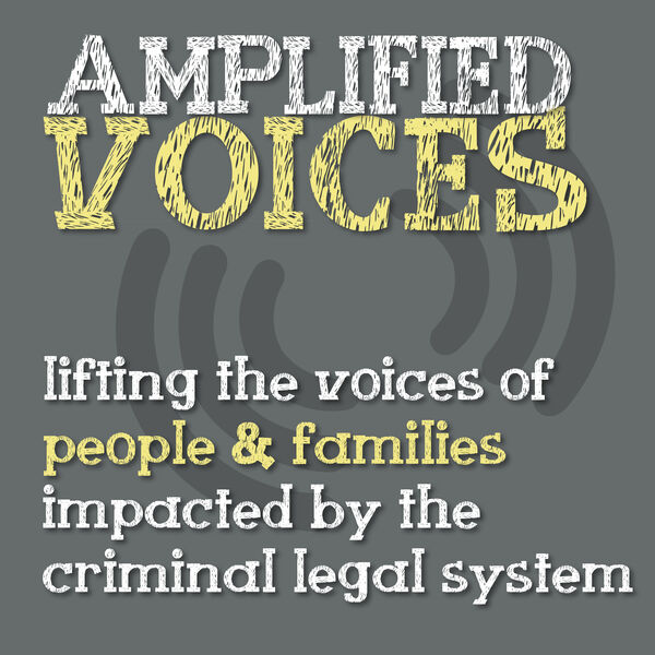 Amplified Voices Podcast Artwork Image