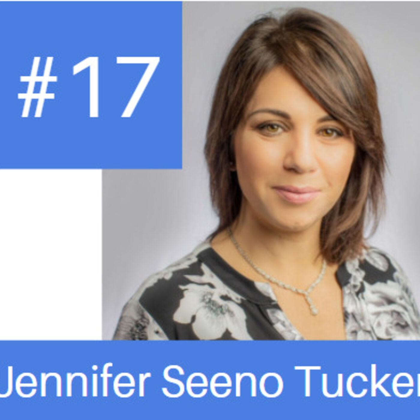 Episode # 17 - How to Approach the Sales Process as  a Teacher w Jennifer Seeno Tucker