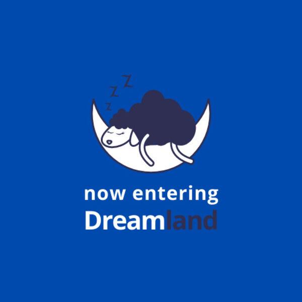 Now Entering Dreamland Podcast Artwork Image