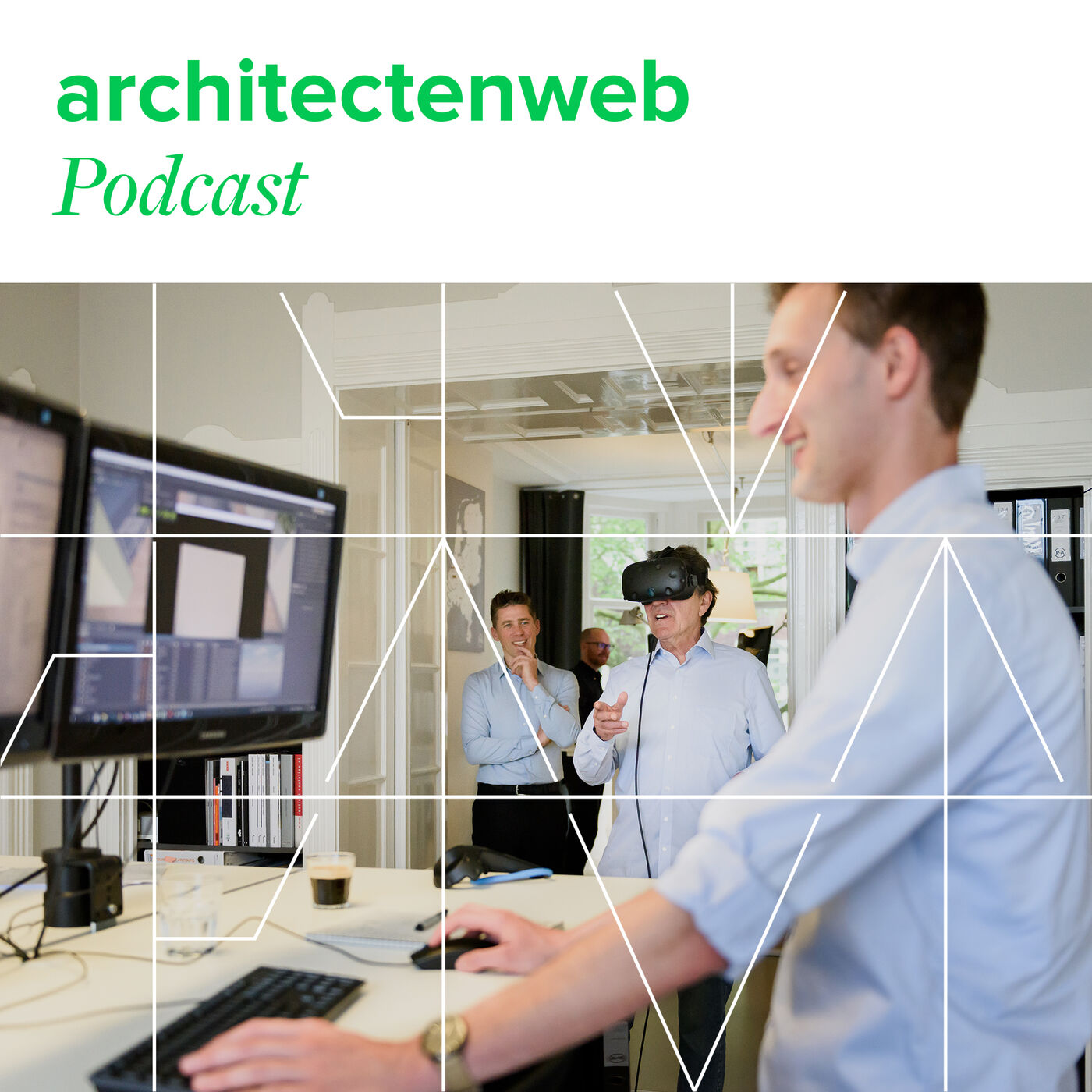 TechArchitect – Gesprek met Maarten Polkamp over hoe Virtual Reality het ontwerpproces leuker maakt