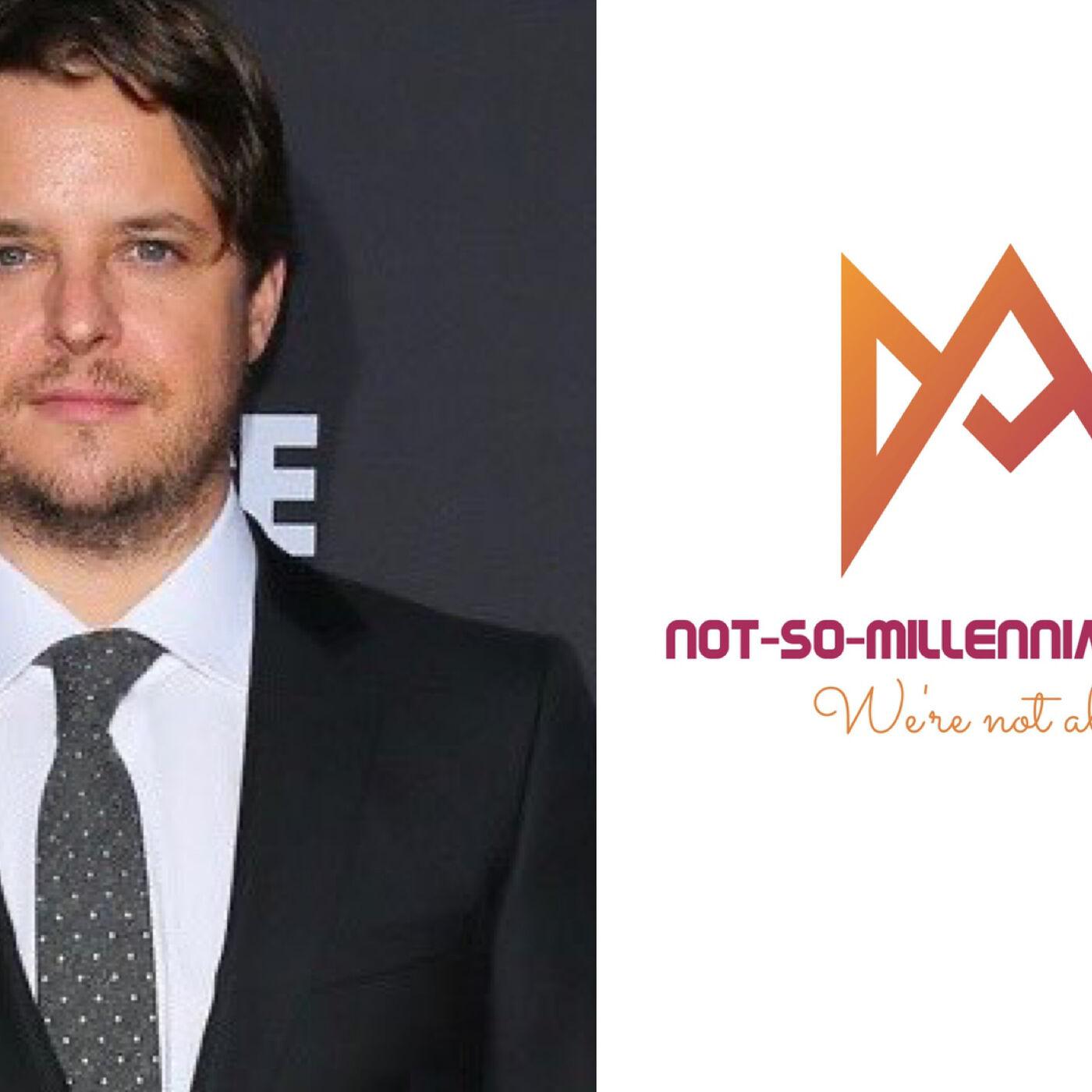 Not-So-Millennial Host Interviews the Creator of Netflix's Kingdom, Byron Balasco - Season 2 Ep. 9