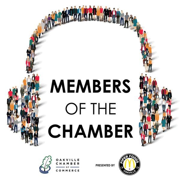 Members of the Chamber Podcast Artwork Image