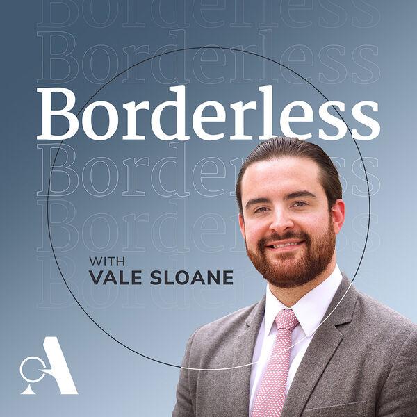Borderless Podcast Artwork Image