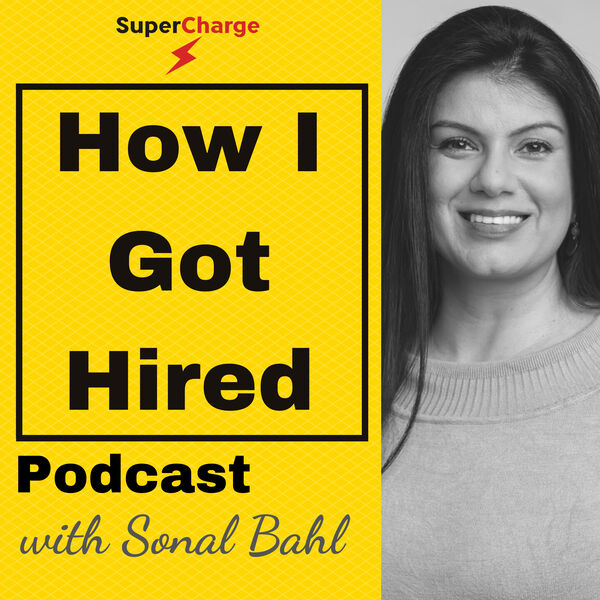 How I Got Hired Podcast Artwork Image