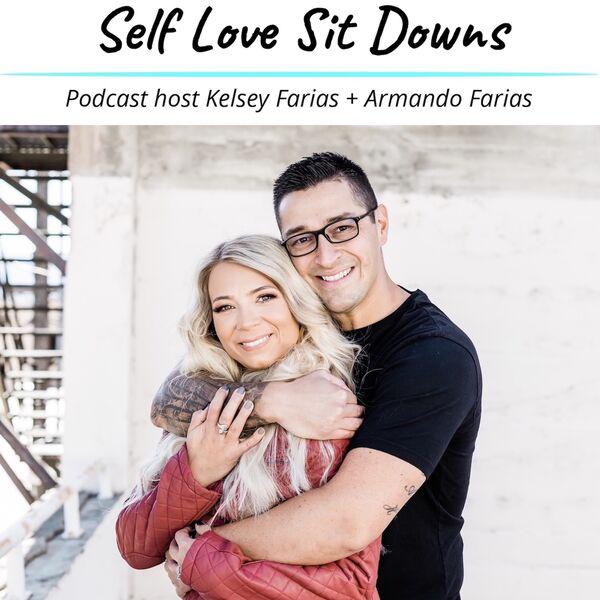 Self Love Sit Downs Podcast Artwork Image