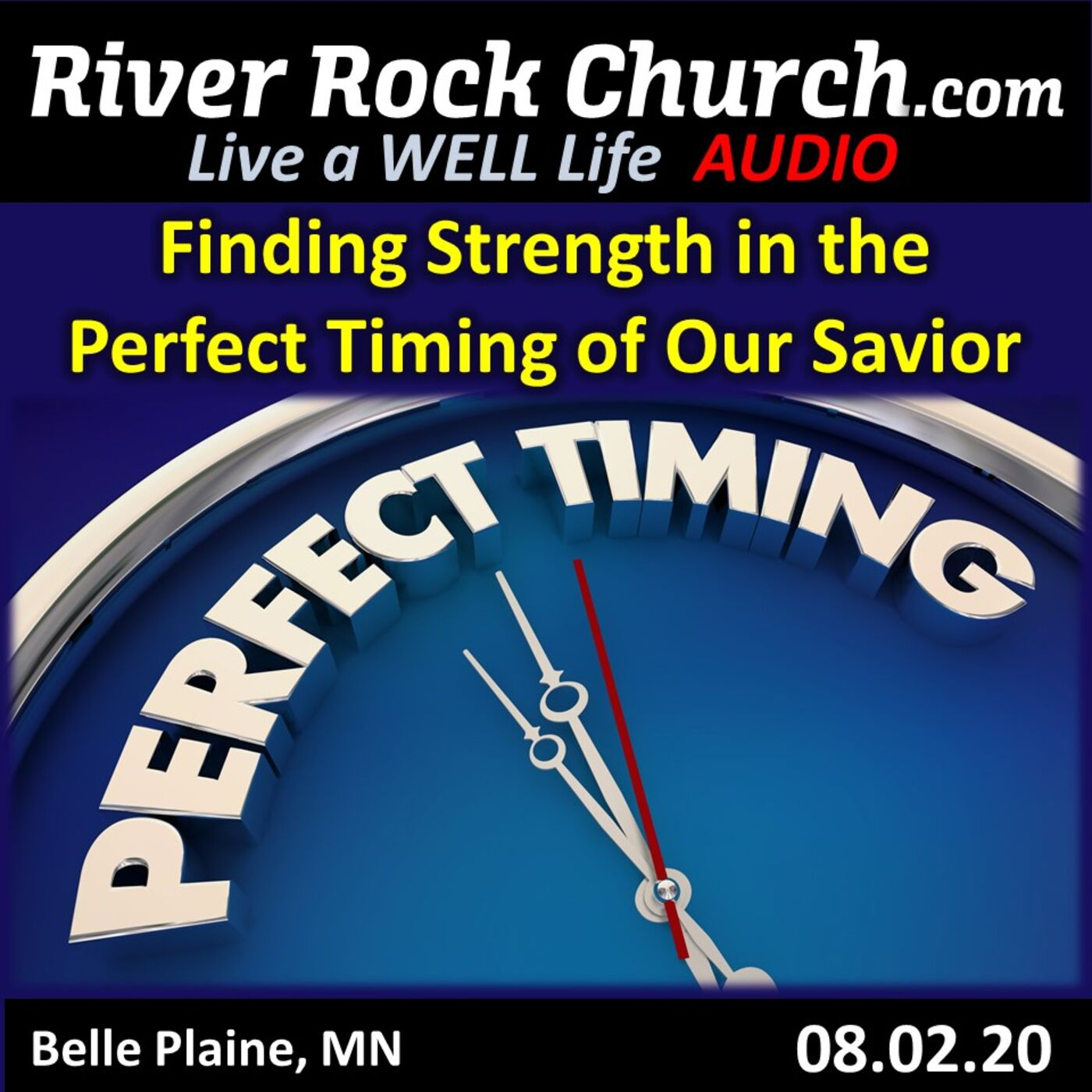 Finding Strength in the Perfect Timing of Our Savior