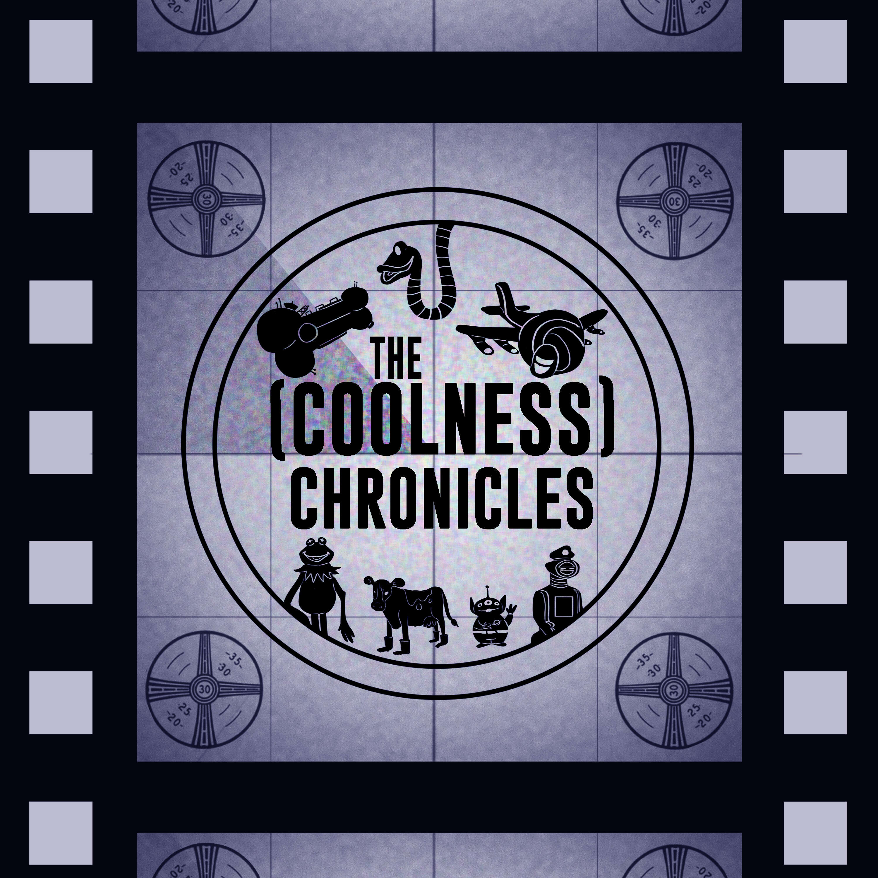 The Coolness Chronicles with Ryan Luis Rodriguez