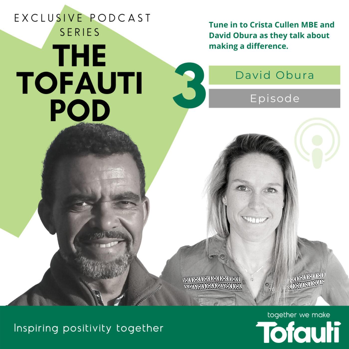Episode  Three - Dr David Obura,  Founding Director – CORDIO East Africa