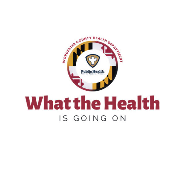 What the Health is Going on? Podcast Artwork Image