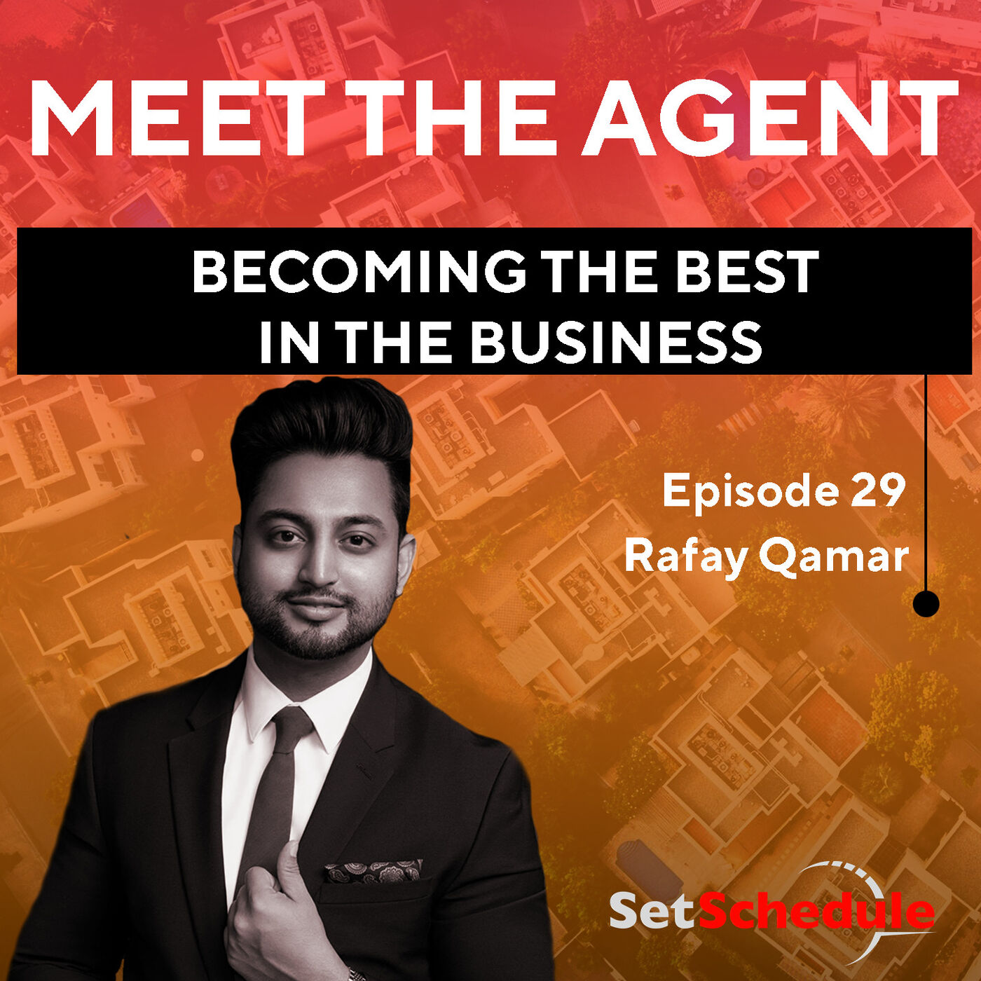 Becoming the Best in the Business - Rafay Qamar