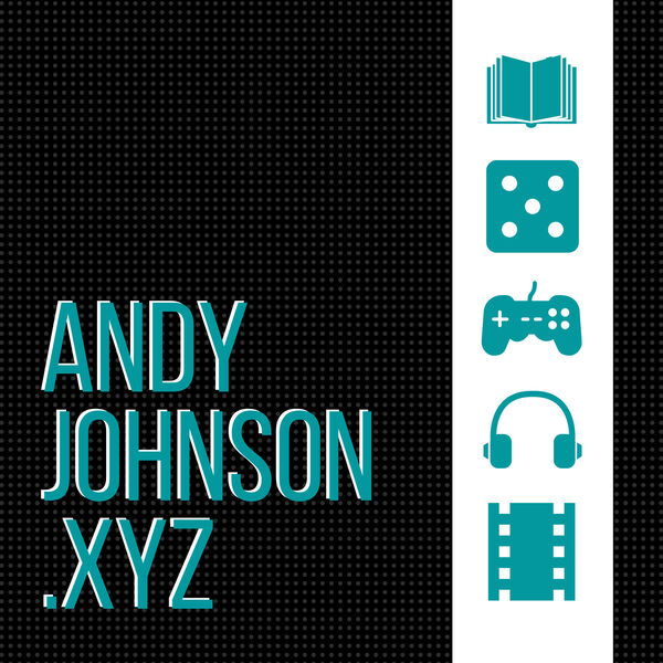 andyjohnson.xyz Podcast Artwork Image