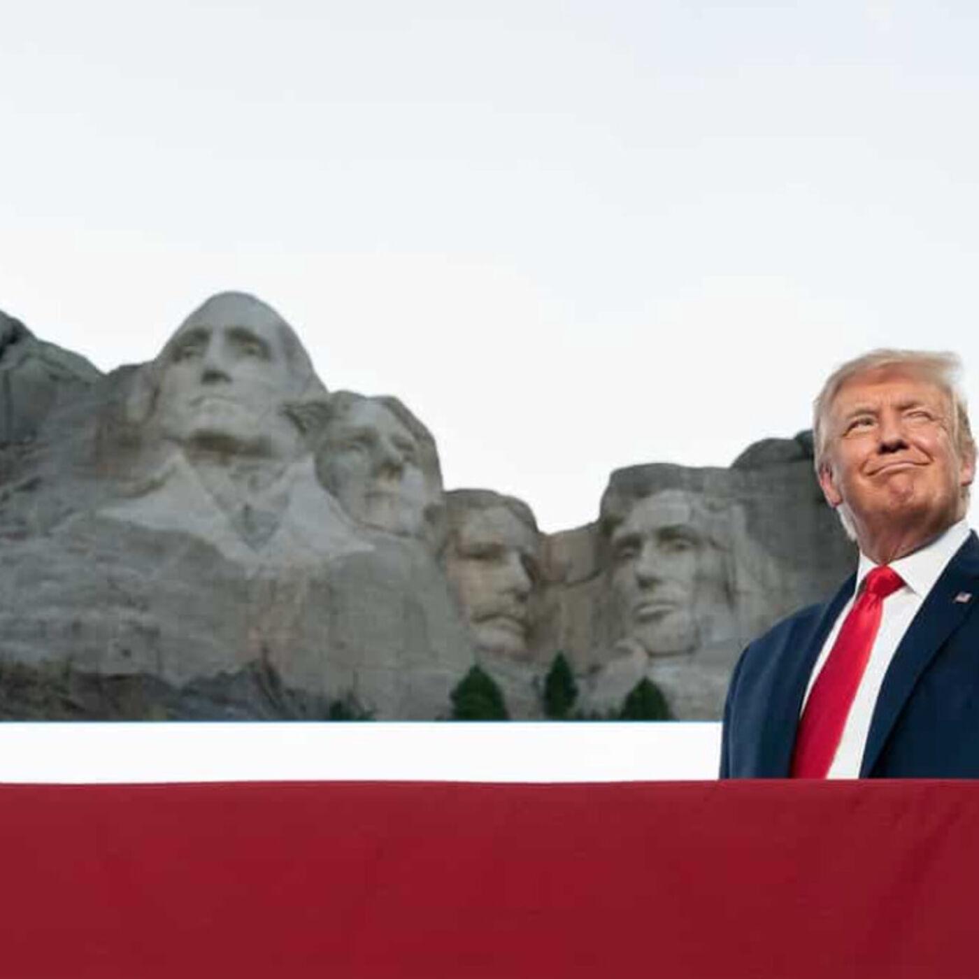 Hạ Văn: Tổng thống Trump sẽ chiến thắng vì điểm vượt trội này