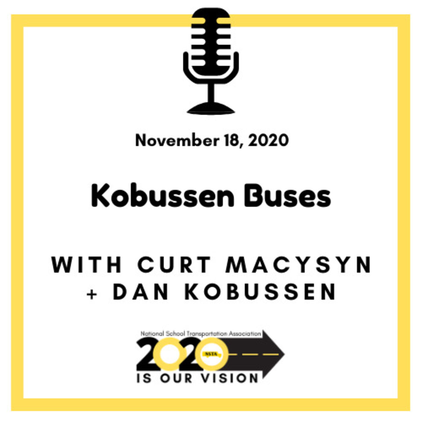 Kobussen Buses | Dan Kobussen, Vice President