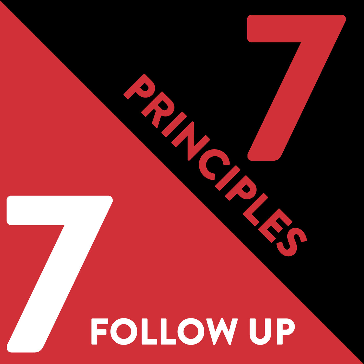 Follow Up: The Seventh Principle of Relationship Management