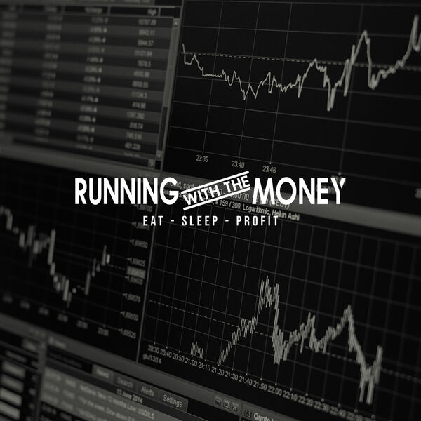 Running With The Money Podcast Artwork Image