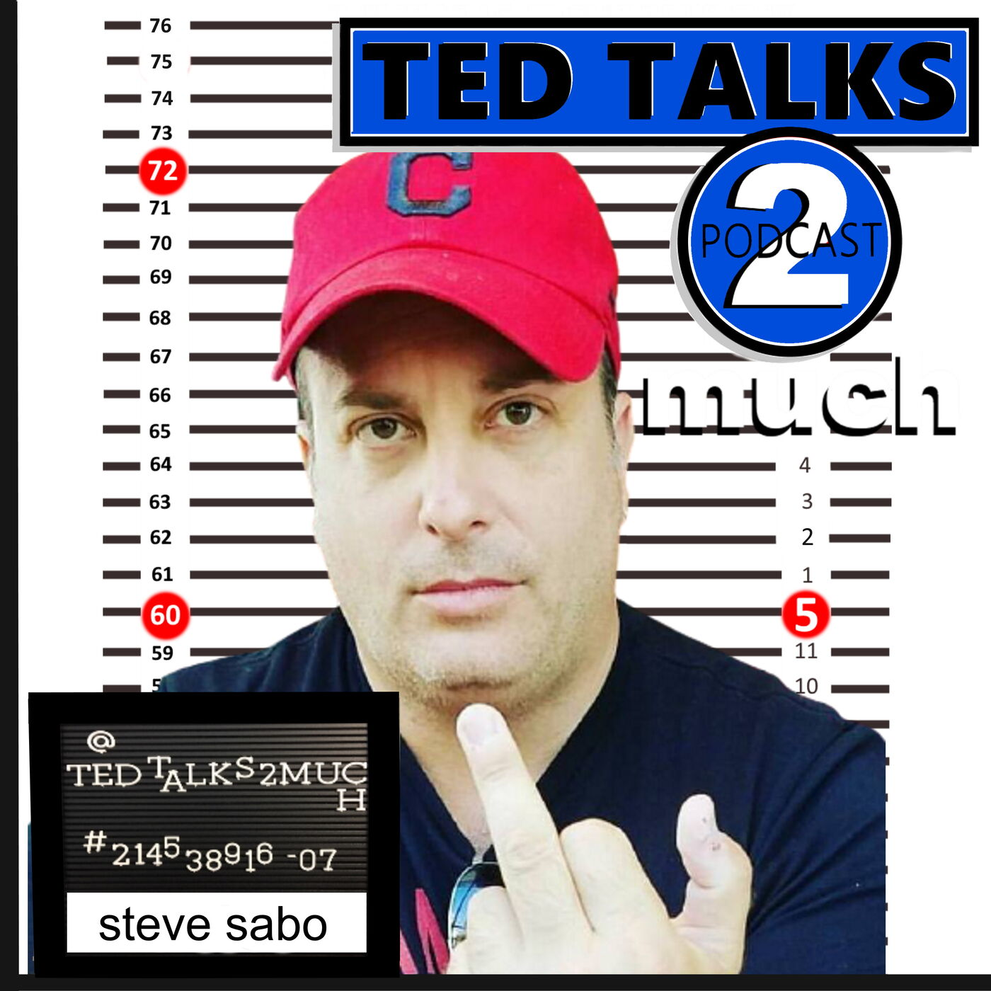 TED TALKS 2 Steve Sabo... about Fake News, Dating, Parenting & How NOT to be a Comedian.