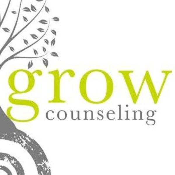 GROW Counseling Podcast Artwork Image