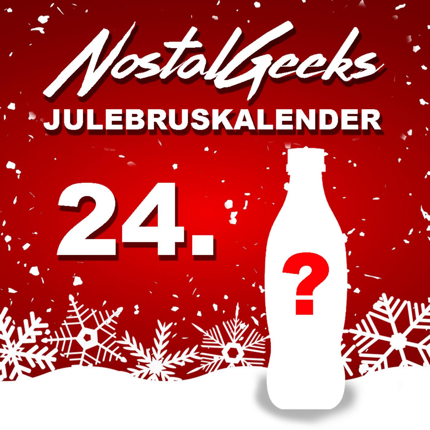 NostalGeeks Julebruskalender - 24 - Den Ultimate Julebrusen
