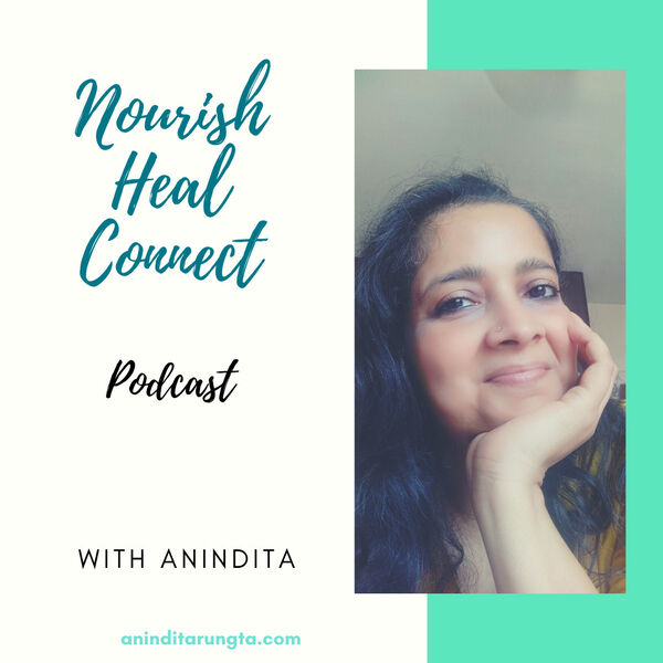 Nourish Heal Connect Podcast Artwork Image