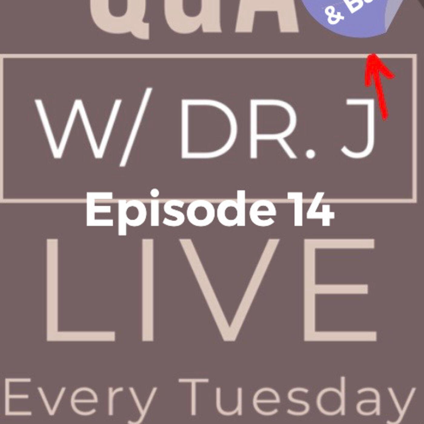 EP 14 Q&A with Dr. Jeneby |  Boobs butts and backs