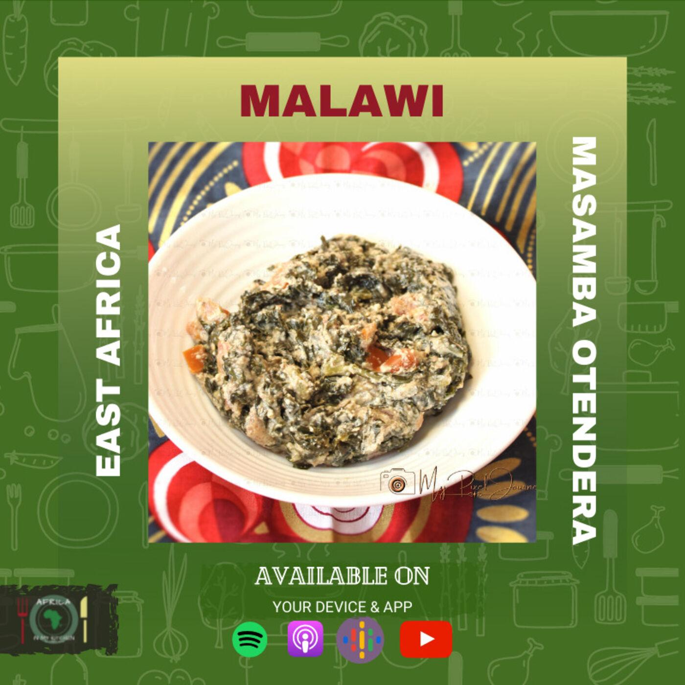 Malawi - Masamba Otendera