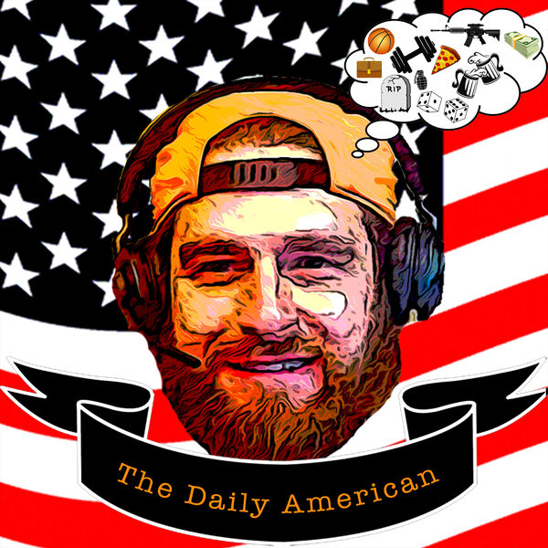 The Daily American Podcast Artwork Image