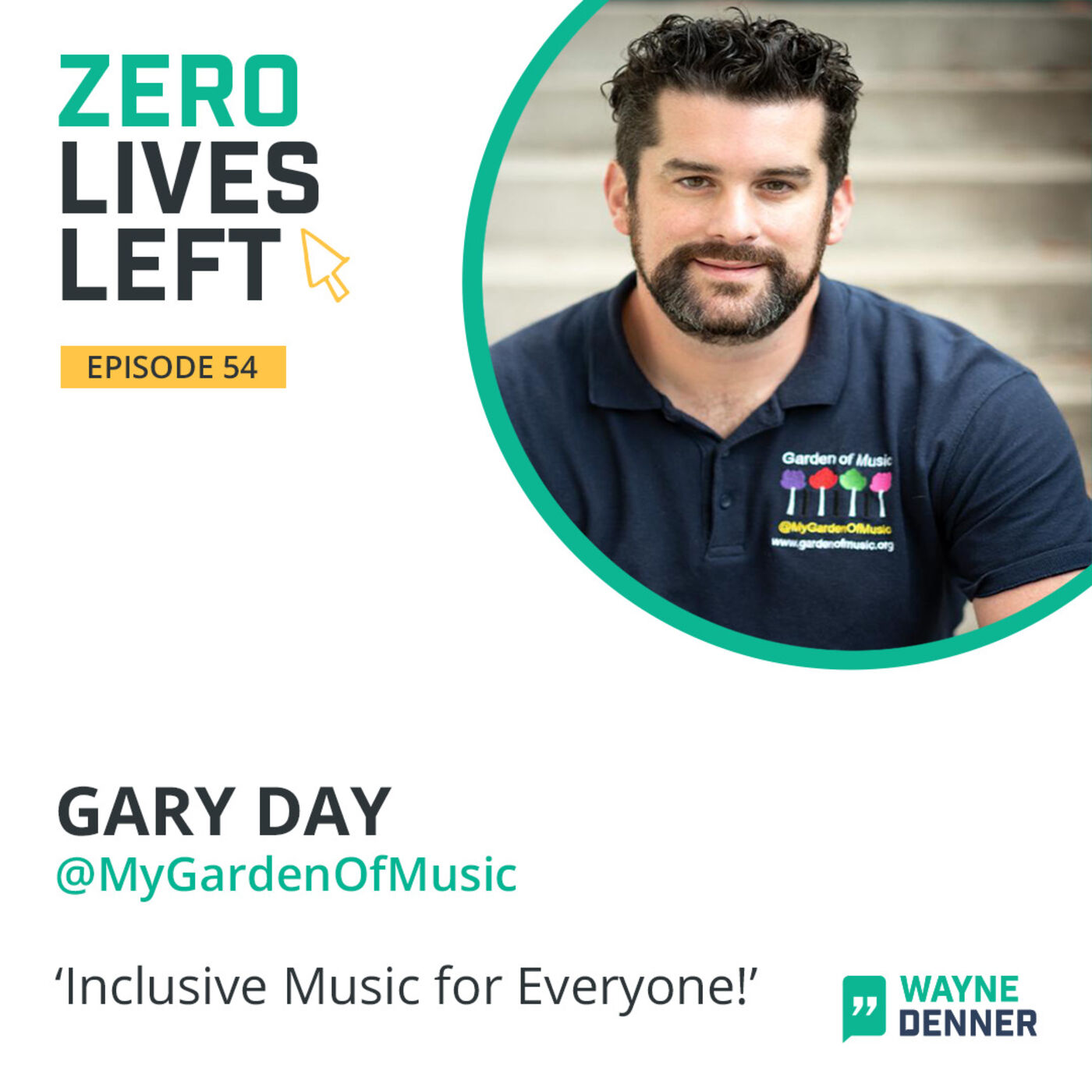 54 Interview with Gary Day My Garden of Music