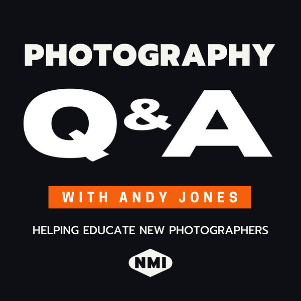 Photography Q&A Podcast Artwork Image