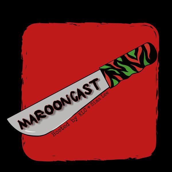 MaroonCast Podcast Artwork Image