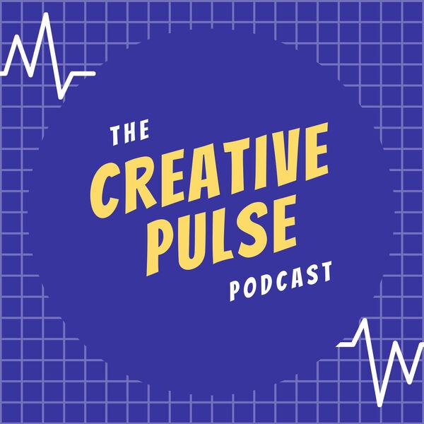 The Creative Pulse podcast Podcast Artwork Image