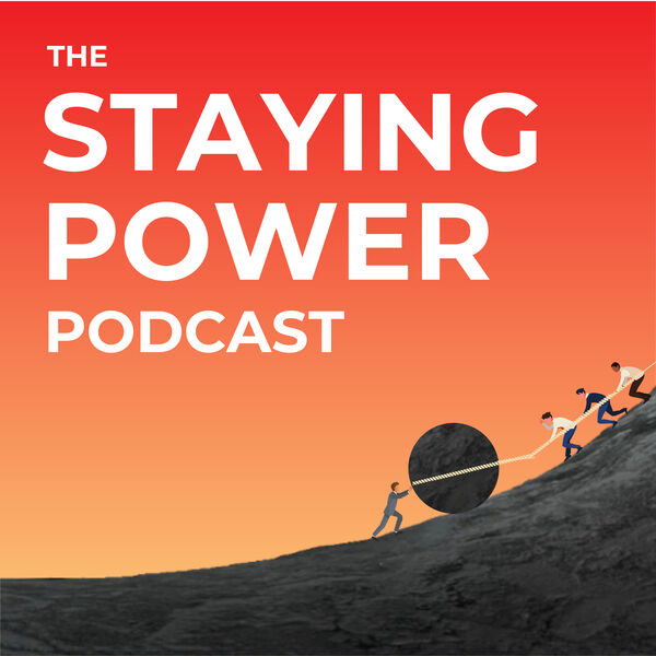The Staying Power Podcast Podcast Artwork Image