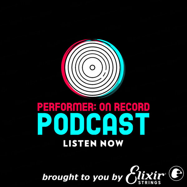Performer: On Record Podcast Artwork Image