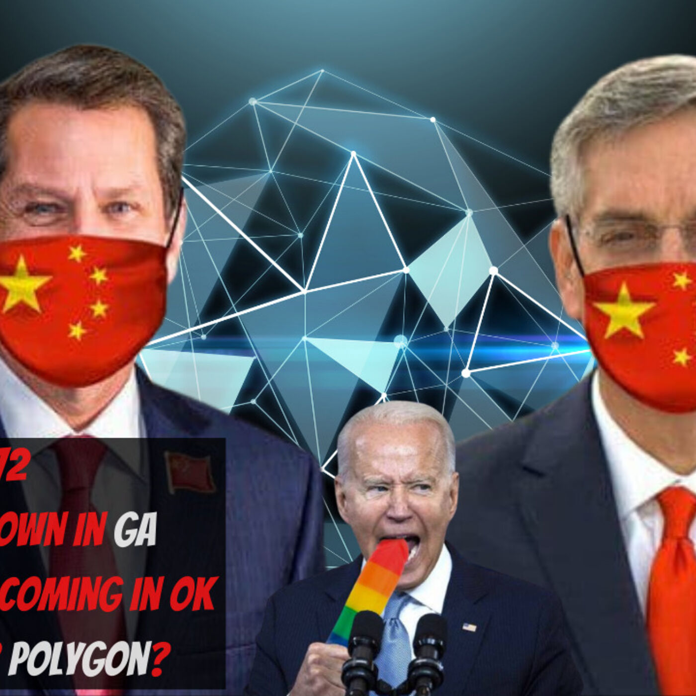 WS#72 Devil Is Down In GA, Forensic Audits Coming To Oklahoma, What Is Cyber Polygon?