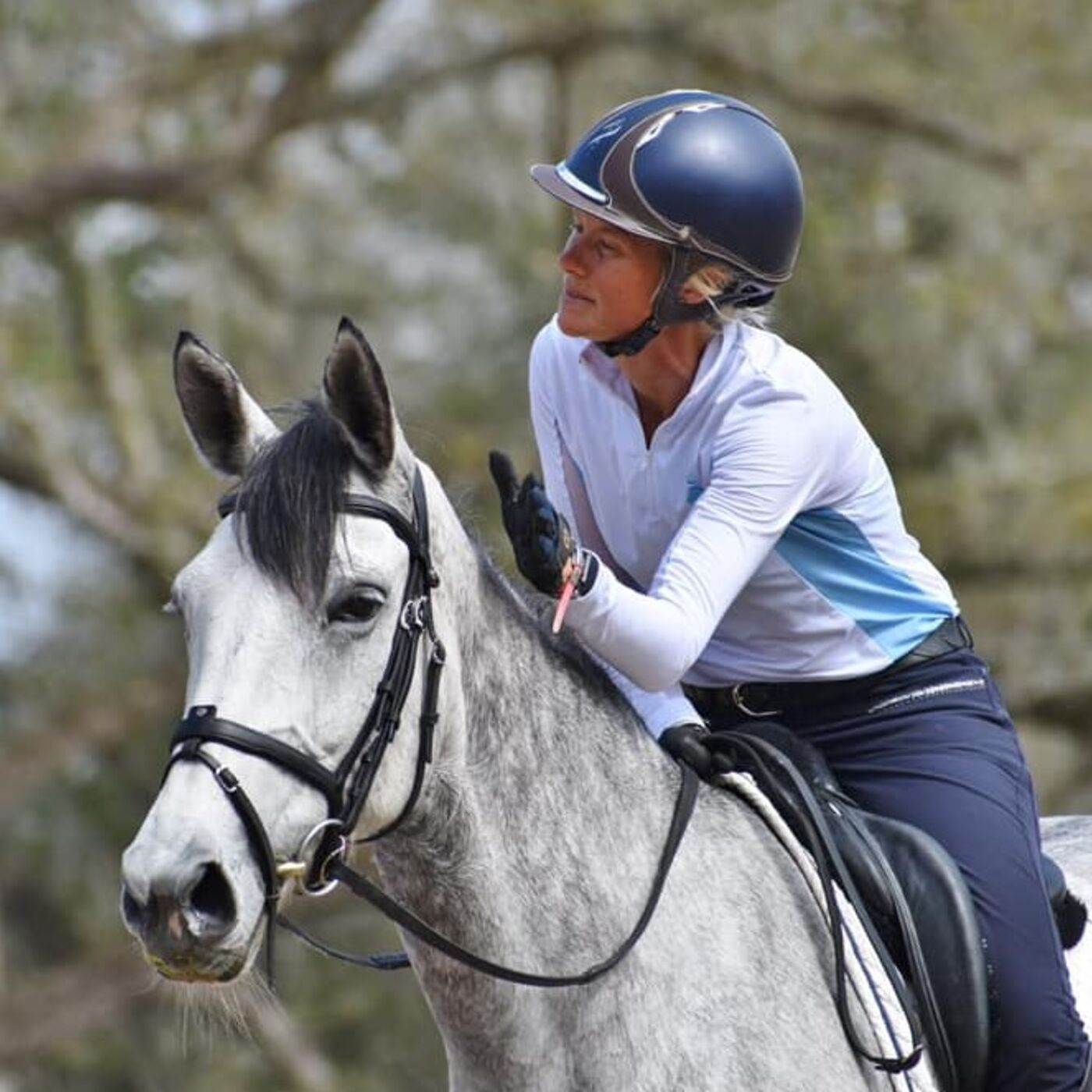 #148 Canadian Eventer Lesley Grant-Law Interview